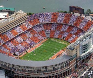 Neyland Stadium Tours
