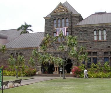 Bishop Museum Tours