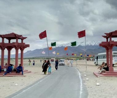 Sindhu Ghat Tours