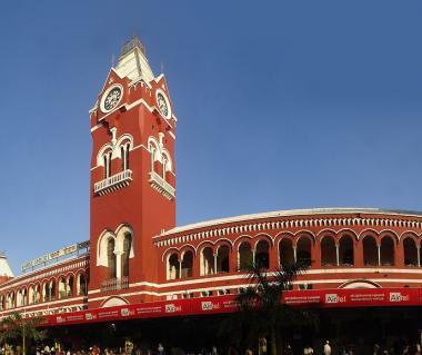 Chennai Central Tours