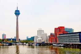 Dusseldorf, North Rhine-Westphalia, Germany