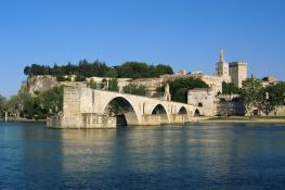 Avignon, Provence-Alpes-Côte D'Azur, France