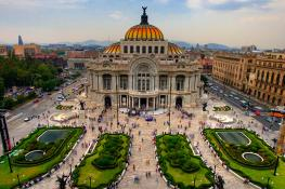 Mexico City, The Federal District, Mexico