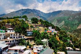 Mcleod Ganj, Himachal Pradesh, India