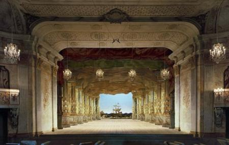 Drottningholm Palace And Theater Image