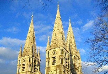 St Fin Barres Cathedral Image