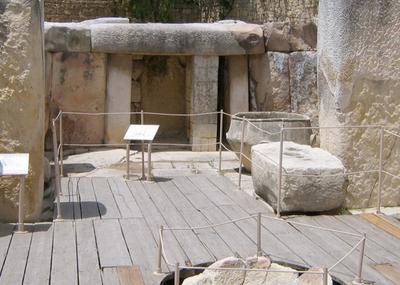 Tarxien Temples Image