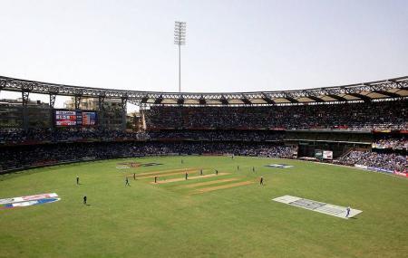 Sheshrao Krushnarao Wankhede Stadium Image