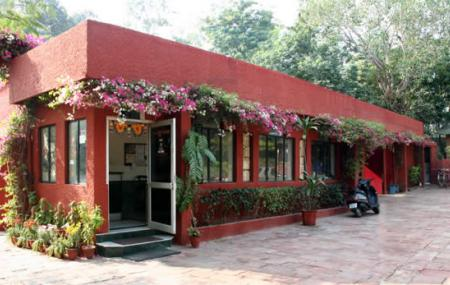 Restaurant At Hotel Sheela Image