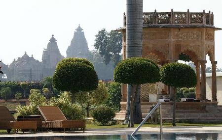 The Lalit Temple View Khajuraho Image