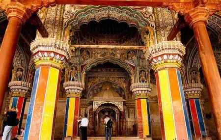 Thanjavur Palace, Thanjavur