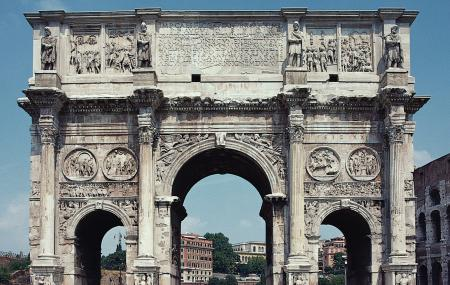Arch Of Constantine Image
