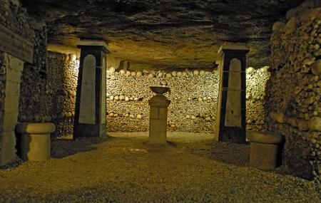 Catacombs Of Paris Image