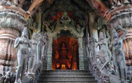 The Sanctuary Of Truth, Pattaya