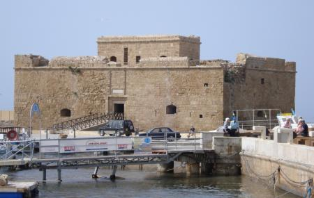 Paphos Harbour Castle, Paphos