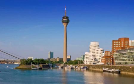Rheinturm Image