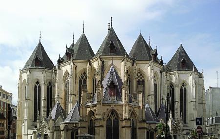 Saint Maurices Church Image
