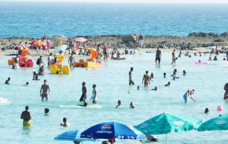 Nissi Beach Ayia Napa Reviews Ticket Price Timings Address