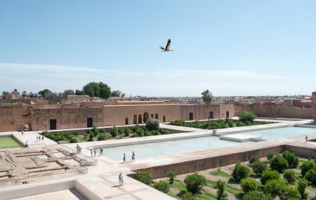La Bahia Palace, Marrakesh