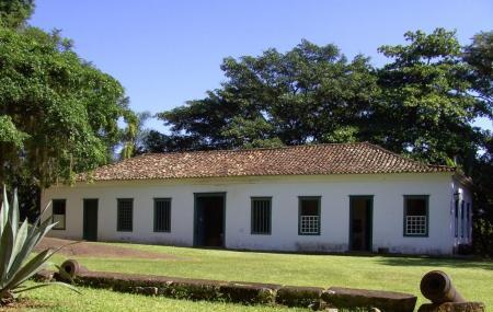 Museu Forte Defensor Perpetuo De Paraty Image
