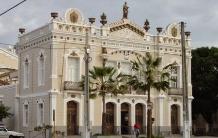 Alberto Maranhao Theatre Image
