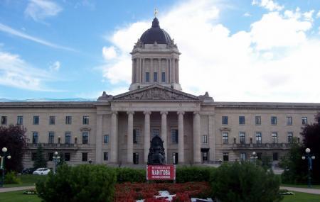 Manitoba Legislative Museum, Winnipeg