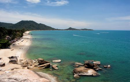 Lamai Beach Image