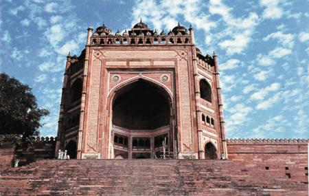 The Buland Darwaza, Fatehpur Sikri
