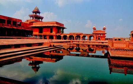 The Palace Of Jodha Bai, Fatehpur Sikri