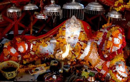 Hanuman Mandir, Allahabad