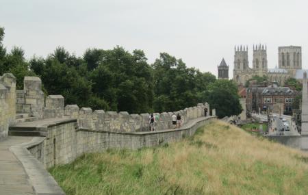 York City Walls, York