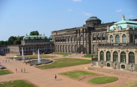 Contribute Review Zwinger Palace Dresden