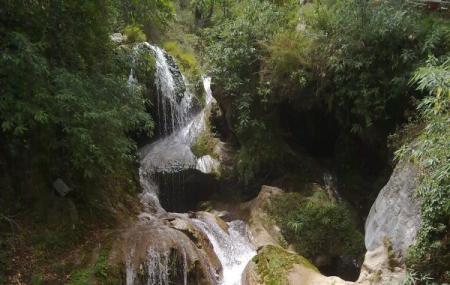 Satdhara Falls, Dalhousie