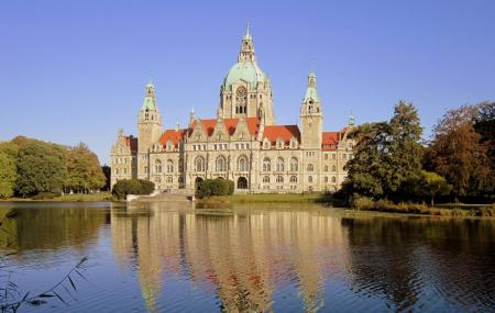 Hannover City Hall Image