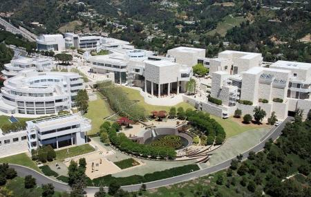 The J Paul Getty Centre, Los Angeles