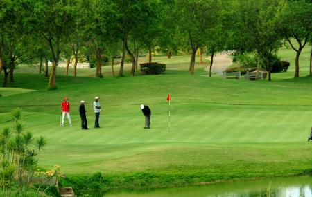 Shillong Golf Club Image
