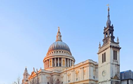 St Paul's Cathedral Image