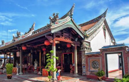 Cheng Hoon Teng, Melaka