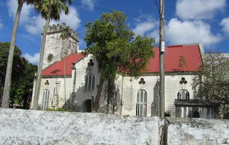 St. Michael's Cathedral, Bridgetown