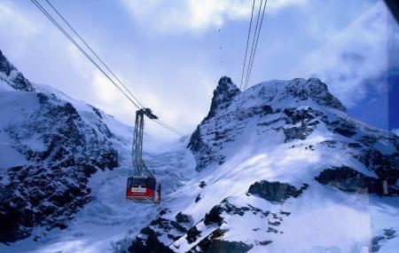 Matterhorn Glacier Paradise, Zermatt