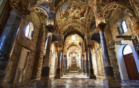 Santa Maria Dell'ammiraglio Or La Martorana, Palermo