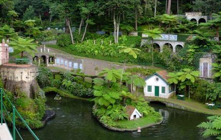 Monte Palace Tropical Garden Image