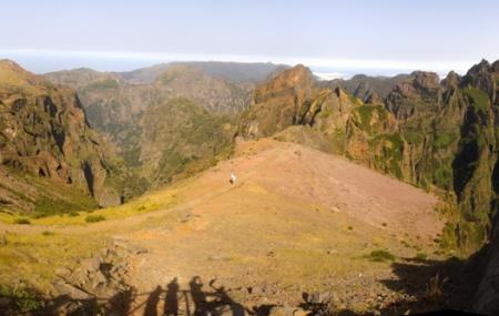 Pico Do Arieiro, Funchal