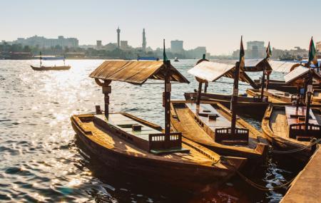 Bur Dubai Abra Dock Image