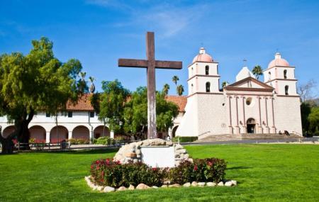 Mission Santa Barbara Image
