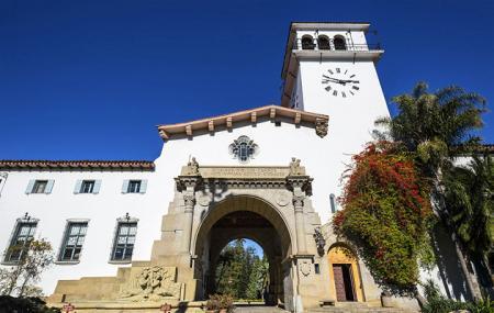 Santa Barbara County Courthouse, Santa Barbara