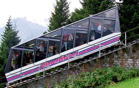 Allmendhubel Bahn Image