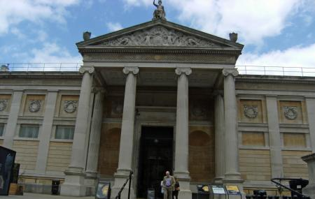 Ashmolean Museum Of Art And Archaeology, Oxford