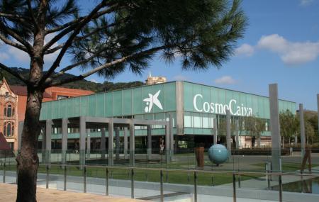Cosmocaixa Barcelona Image