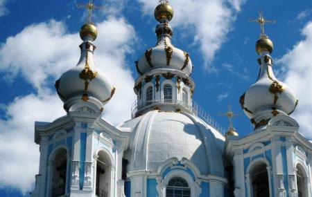 Smolny Cathedral And Convent Image